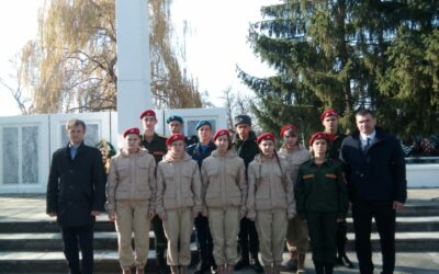 Армавирцы почтили память павших в Михизеевой Поляне