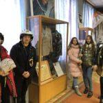 В музее воинской славы