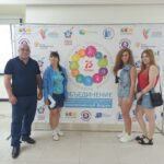 Волонтёры Армавира на инклюзивном форуме