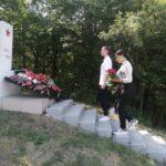 Акция «Цветы памяти»