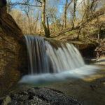 8-й маршрут- Водопады Полковничьи (Джубга)