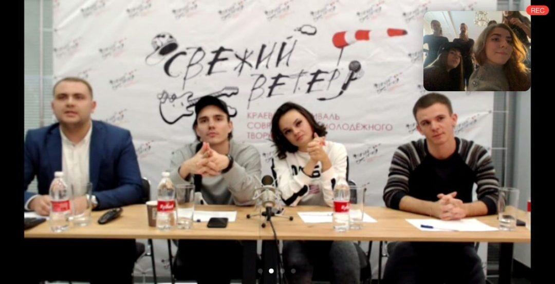 Армавирцы победили в фестивале «Свежий ветер»