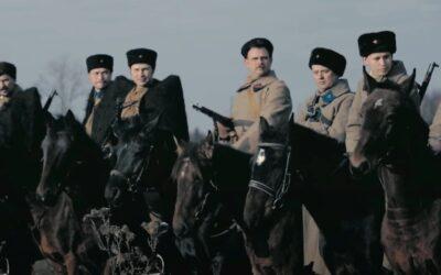 Подвиг казаков-кубанцев 4-го эскадрона 37-го Армавирского кавалерийского полка