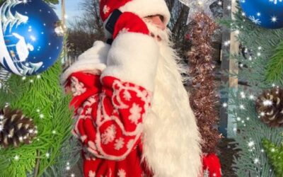 Акция «Звонок Деда Мороза»