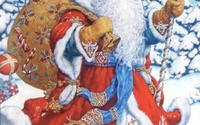 Акция «Привет от Деда Мороза»