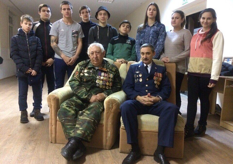 Ветераны: Данилов Анатолий Александрович