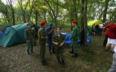 Многодневный поход «Патриоты Кубани»